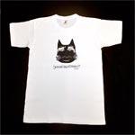 T-shirt Party & Pineapple Ljusblå M