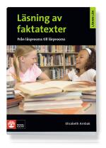 Lärare Lär/läsning Av Faktatexter - Från Läsprocess Till Lärprocess