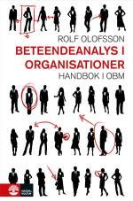 Beteendeanalys I Organisationer - Handbok I Obm
