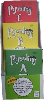 Pyssling A, B, C