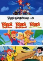 Pippi Långstrump / 3-film-box