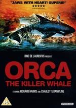 Orca / The killer whale (Ej svensk text)