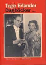 Dagböcker 1960