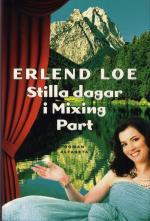 Stilla Dagar I Mixing Part