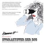 Storasyster Ser Dig - Hanna Hellquists Kåserier Från Dagens Nyheter 2003-2005
