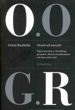Otryckt Och Omtryckt - Pippis Intentioner, Strindbergs Perspektiv, Becketts Kombinationer Och Hans Nådes Tider