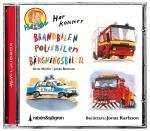 Här Kommer Brandbilen, Polisbilen, Bärgningsbilen (tre Berättelser)