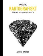 Kartografiskt   Tavelbok, 20 Ark Att Riva Ut Och Rama In