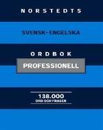 Norstedts Svensk-engelska Ordbok - Professionell