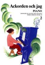 Ackorden Och Jag Piano 2