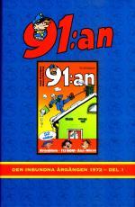 91-an. Den Inbundna Årgången 1972 Vol 1