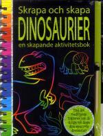 Dinosaurier - En Skapande Aktivitetsbok