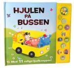 Hjulen På Bussen - Med 11 Roliga Ljudknappar!