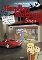 Hemliga Klubben. Fallet Med Den Skumma Sabotören