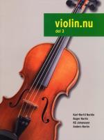 Violin.nu 3 Inkl Cd