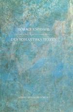 Den Romantiska Texten - En Essä I Nio Avsnitt