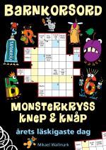 Barnkorsord Monsterpyssel Knep & Knåp - Årets Läskigaste Dag