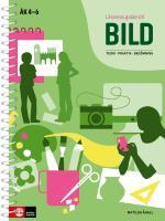 Lärarens Guide Till Bild - Teori, Praktik, Bedömning