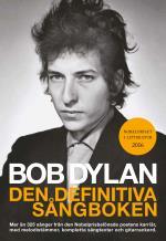 Bob Dylan - Den Definitiva Sångboken