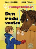 Ponnykompisar. Den Röda Vanten