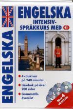 Engelska Intensivkurs Med Cd