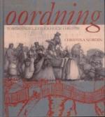 Oordning - Torghandel I Stockholm 1540-1918