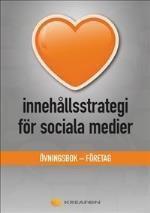Innehållsstrategi För Sociala Medier - Övningsbok - Företag
