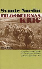 Filosofernas Krig - Den Europeiska Filosofin Under Första Världskriget