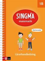 Singma Matematik 1b Lärarhandledning Med Lärarwebb