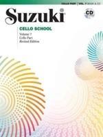 Suzuki Cello School. Vol 7, Book And Cd