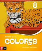 Colores 8 Textbok, Andra Upplagan
