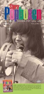 Stora Popboxen - Svensk Pop 1964-1969. Volym 1