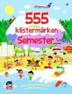 555 Roliga Klistermärken - Semester