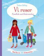 Vi Reser! - Pysselbok Med Klistermärken