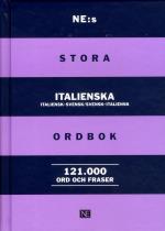 Ne-s Stora Italienska Ordbok - Italiensk-svensk/svensk-italiensk