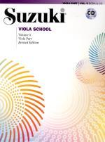 Suzuki Viola School 5 Bk / Cd Kombo