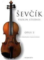 Otakar Sevcik - Violin Studies Opus 3 - 40 Variations