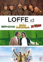 Loffe Carlsson x 3