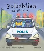 Polisbilen Får Ett Larm