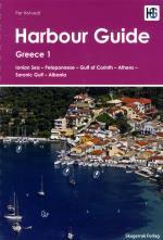 Harbour Guide - Greece 1 - Ionian Sea, Peloponnese, Gulf Of Corinth, Athens, Saronic Gulf, Albania