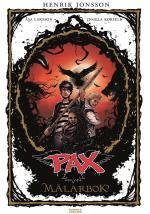 Pax. Målarbok