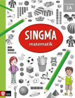 Singma Matematik 2a Övningsbok