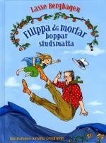 Filippa & Morfar Hoppar Studsmatta