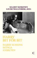 Harry Bit För Bit - Harry Scheins Många Ansikten