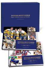 Svenska Hockeyadeln - Hjältarna, Händelserna Och Lagen Under 5 Decennier