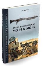 Tyska Kulsprutorna Mg 34 & Mg 42