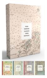 Box With Four Swedish Classics