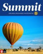 Summit 1 Grundläggande Matematik