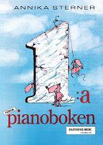 Första Pianoboken Inkl Cd