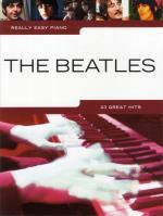 Really Easy Piano Beatles